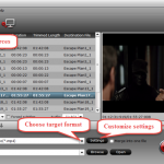 Backup DVD/Blu-ray Movies to PC For Playback In H.264 MP4 Format