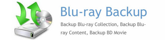 blu-ray backing up
