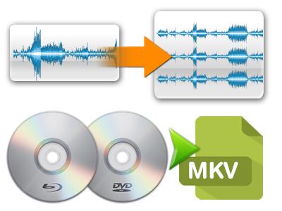 Multi-track preservation