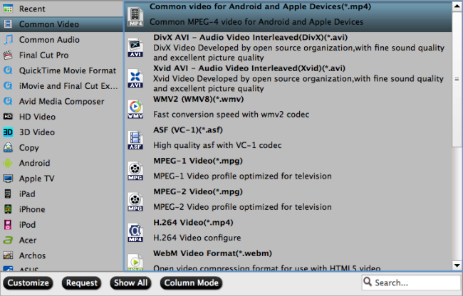 convert hd video to quicktime mov