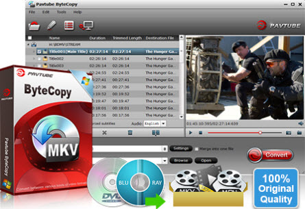 best blu-ray to mkv converter