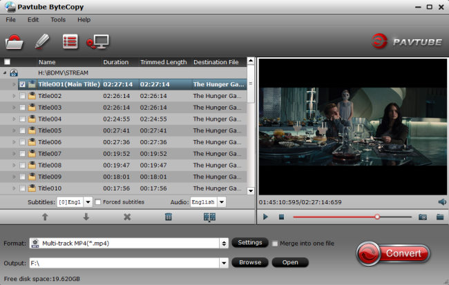 2 Apps to Rip Blu-ray to Lossless MKV