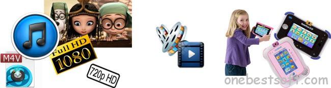 Move Videos on InnoTab MAX/3S Plus/3 Plus