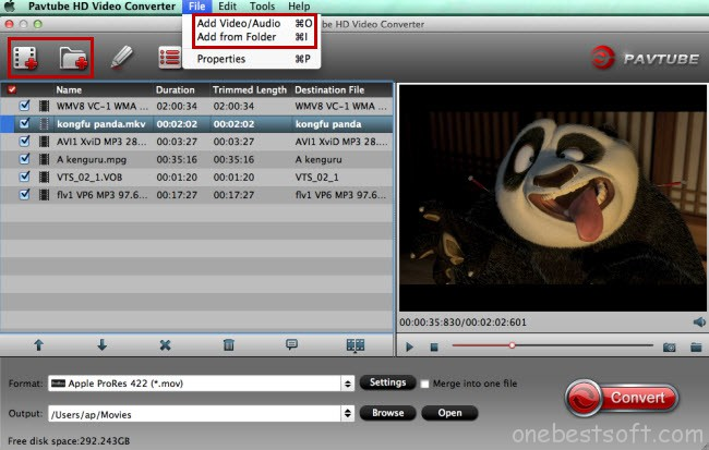video to fcp x converter
