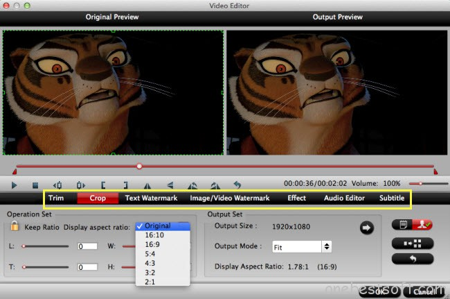 edit videos for fcp x