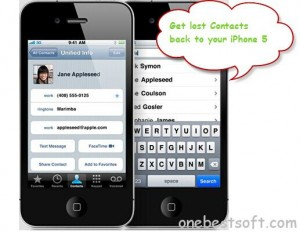 recover-contacts-back-to-iphone-5