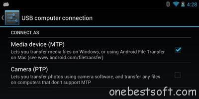 Media device (MTP)