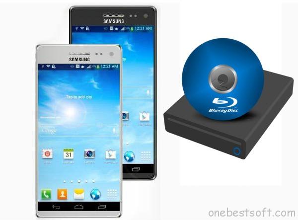 play Blu-ray on Galaxy Note 4