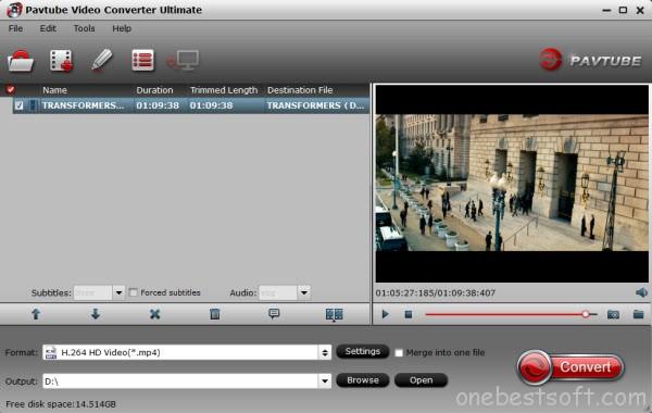 DVD to iTunes Converter