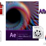 Import MXF/MTS/AVI/FLV/MP4 to Affect Effects CC on Windows 8.1/Mavericks
