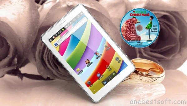 watch Christmas Blu-ray on Android Tablets/Phones