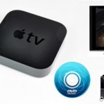 Ripping DVD to Apple TV for playback on Onkyo receiver and Panasonic TV
