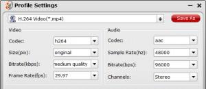 mp4-settings