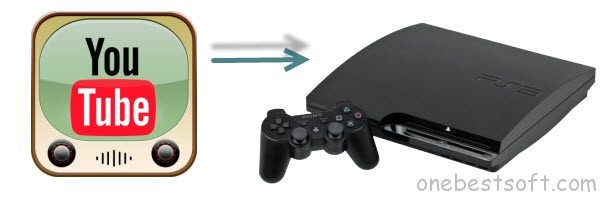 Convert YouTube FLV for PS3