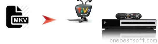 convert MKV video to TiVo