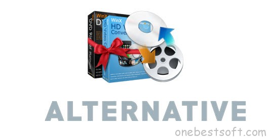 WinX DVD Video Software Alternatives