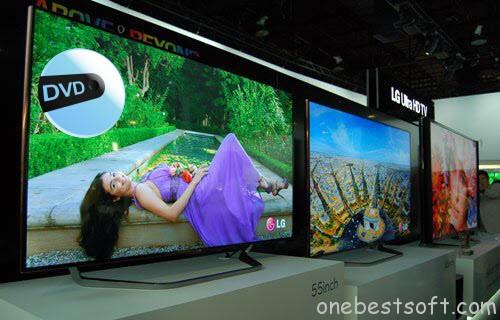Rip DVD to Ultra HD Videos for LG ULTRA HD 4K TV