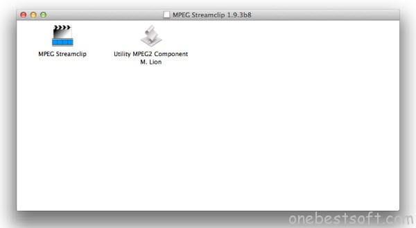 install MPEG Streamclip for Mac