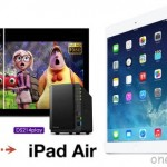 Convert and Sync Videos from DSLR on DS214play NAS server to iPad Air