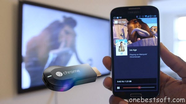 Stream Any Video Format to Google Chromecast