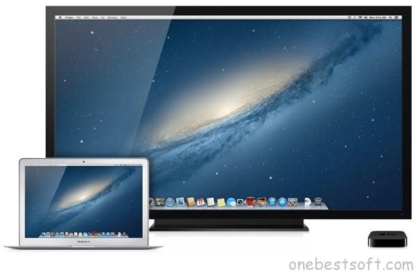 mirror Mac's display to Apple TV
