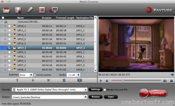 Mac Apple TV Video Converter