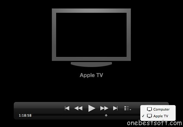 iTunes AirPlay