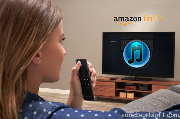 Play iTunes Movies on Amazon Fire TV