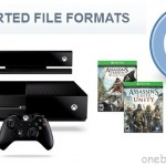 Media and Format Compatibility for Xbox One Console