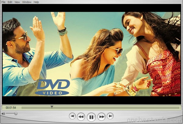 view DVD movies with QuickTime on Mac