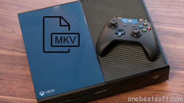 Prepare MKV files to Xbox One