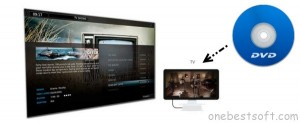 stream DVD on Smart TV via Plex Media Server