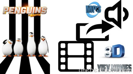 Convert 3D YIFY audio to MP3 on Windows 10/8 1/8/7/XP | One