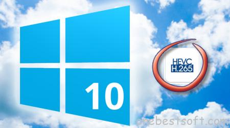 H.265 Converter for Windows 10
