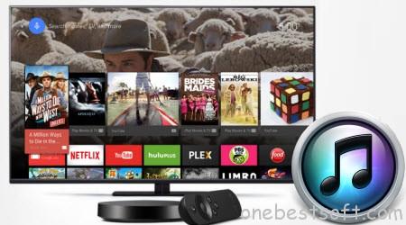 Make iTunes movies playable via Nexus Player
