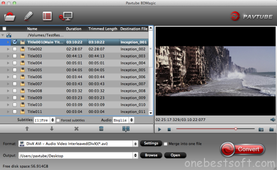 VIDEO_TS to AVI Converter