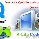 K-Lite Codec Pack Mac – Watch Videos with QuickTime on Yosemite