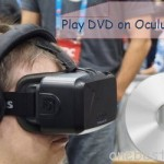 Watch DVD on Oculus Rift Developers Kit Dk2 in Cineveo VR Cinema