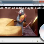 Use Media Player Classic to Play iTunes DRM Protected Videos freely