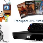 Transport Amazon DVD films to WD TV for watching at weekends