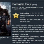 Copy Fantastic Four DVDs to H.265, M3u8, MP4, AVI, WMV, MOV, etc. on PC/Mac