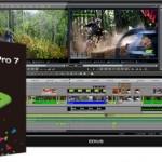 Editing HD/4K Videos in Grass Valley EDIUS Pro 7/8