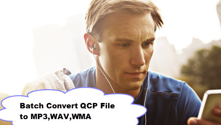 Qcp converter how to convert qcp to mp3, wav, wma on pc or mac.