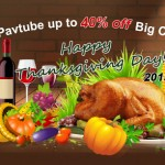 Pavtube Thanksgiving Coupon & Best Sellers: DVDAid, ByteCopy, BDMagic, Video Converter Ultimate