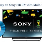 Watch Blu-ray on Sony HD TV with Multi-Track MKV