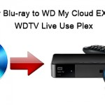 Copy Blu-ray to WD My Cloud EX2 for Connect via WDTV Live Use Plex