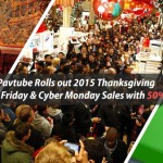 Pavtube Offers 50% OFF Crazy Discount during Thanksgiving & Black Friday & Cyber Monday