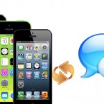 How to Recover Lost Text Message of iPhone 5S/5C/5?