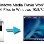 Fix Windows Media Player Won't Play AVI Files in Windows 10/8/7/XP