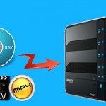 Backup Blu-ray/DVDs to 4TB Promise Drive for Sharing as MP4/MKV